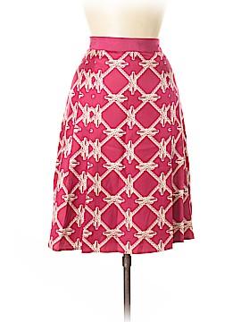 Vineyard Vines Silk Skirt Size 6