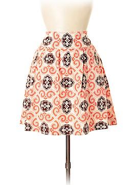 Vineyard Vines Silk Skirt Size 8
