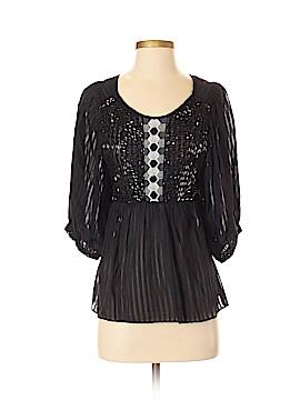 Ark & Co. Short Sleeve Blouse Size S