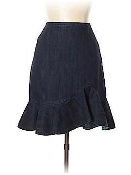 Leifsdottir Denim Skirt Size 12