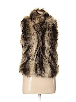 Ci Sono Faux Fur Vest Size S