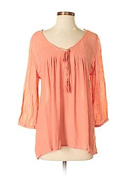 MONORENO 3/4 Sleeve Blouse Size S