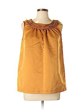 Simply Vera Vera Wang Sleeveless Blouse Size 12
