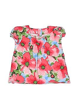 Gymboree Short Sleeve Blouse Size 7