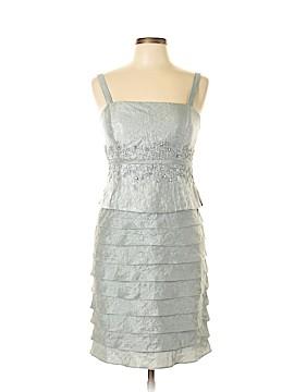 Jessica Howard Cocktail Dress Size 10 (Petite)