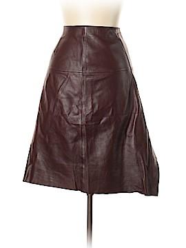 Classiques Entier Leather Skirt Size 10