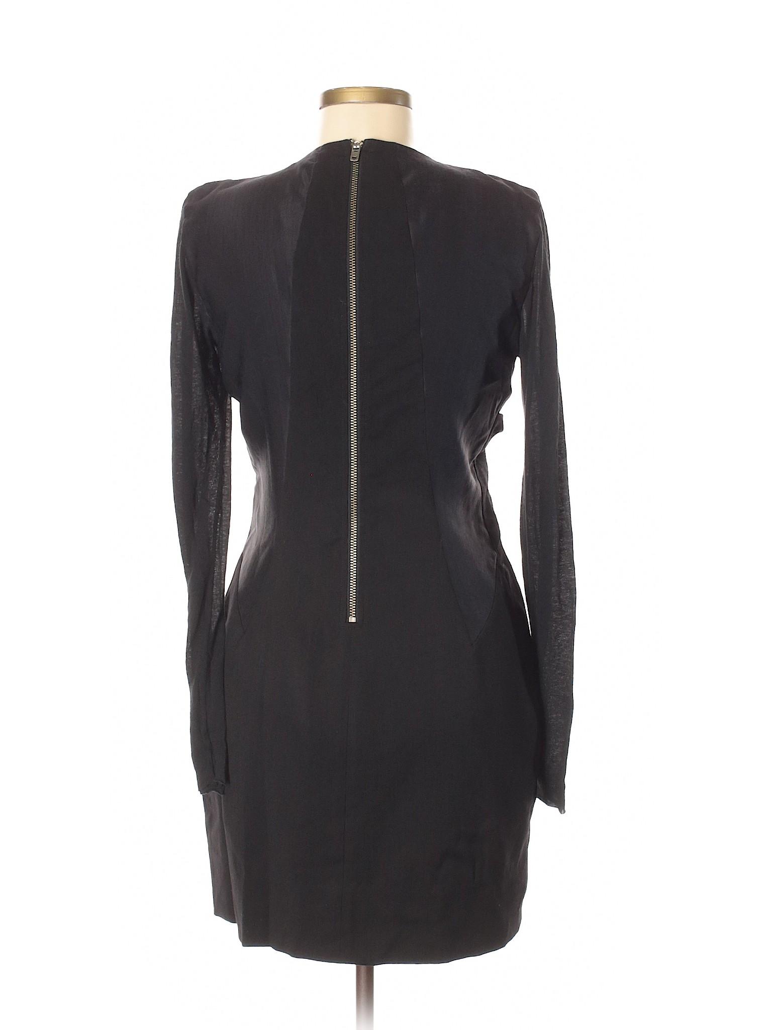 Boutique Helmut Casual Dress winter Lang RwXwUxq81r