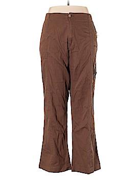 Mainstreet Blues Cargo Pants Size 18 (Plus)