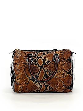 Arcadia Leather Satchel One Size