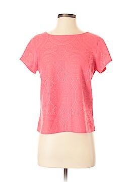 Tacera Short Sleeve Blouse Size S