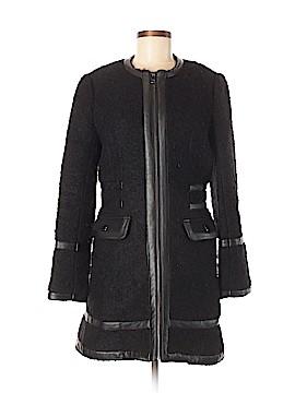 Bebe Wool Coat Size M
