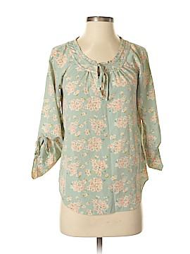 LC Lauren Conrad 3/4 Sleeve Blouse Size XS