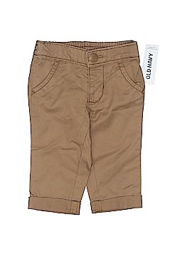 Old Navy Khakis Size 3-6 mo