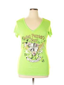 Rocker girl Short Sleeve T-Shirt Size XL