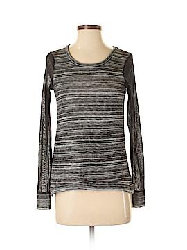 Simply Vera Vera Wang Long Sleeve Top Size XS