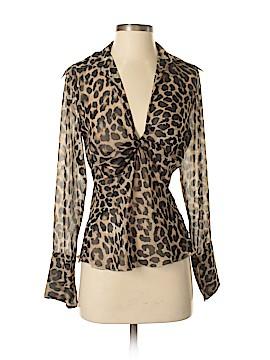 Bandolino Long Sleeve Blouse Size 4