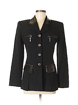 Cache Wool Blazer Size 6