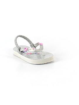 Hello Kitty Sandals Size 5 - 6 Kids