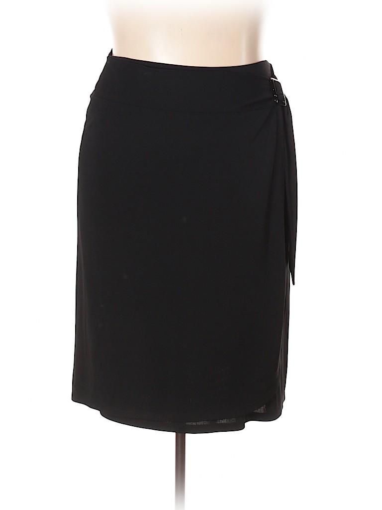 Josephine Chaus Women Casual Skirt Size 1X (Plus)