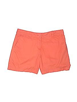 Ann Taylor LOFT Outlet Khaki Shorts Size 8
