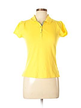 Moth Short Sleeve Polo Size L