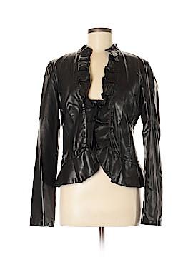 INC International Concepts Faux Fur Jacket Size M
