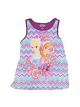 Disney Sleeveless Top Size 7