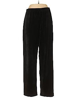 Josephine Chaus Velour Pants Size M