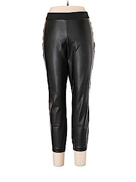 Gap Faux Leather Pants Size L