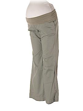 Ann Taylor LOFT Maternity Khakis Size 6 (Maternity)