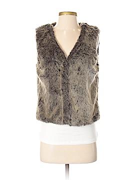 Talula Faux Fur Vest Size S