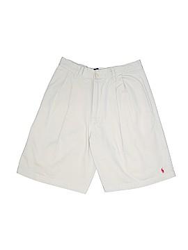 Ralph Lauren Khaki Shorts Size 10