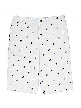 Faded Glory Khaki Shorts Size 16