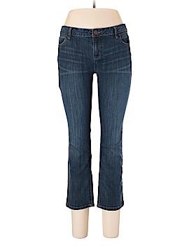 Simply Vera Vera Wang Jeans Size 10 (Petite)