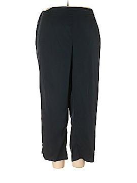 Purejill Casual Pants Size 4X (Plus)