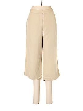 Sigrid Olsen Linen Pants Size 8