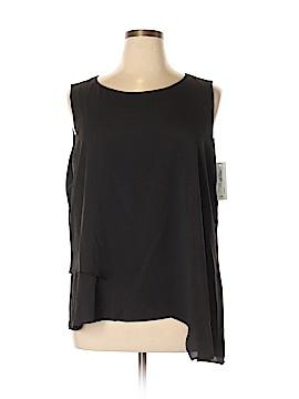 Bisou Bisou Sleeveless Blouse Size XL