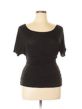 Annabella Short Sleeve Top Size L