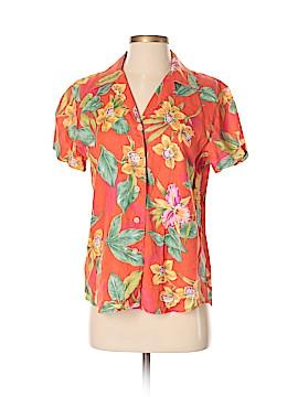Ralph Lauren Short Sleeve Button-Down Shirt Size S
