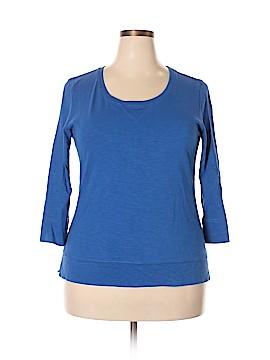 Bass 3/4 Sleeve T-Shirt Size XL