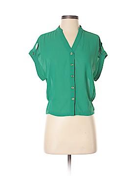 LovPosh Short Sleeve Blouse Size S