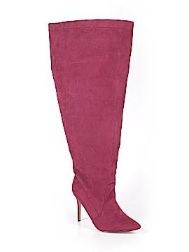 Eloquii Boots Size 10 (Plus)