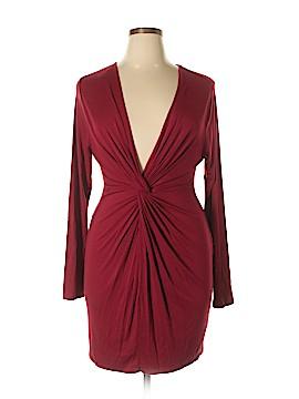 FASHION TO FIGURE Casual Dress Size 2X (Plus)