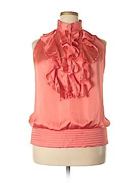 DressBarn Sleeveless Blouse Size 1X (Plus)