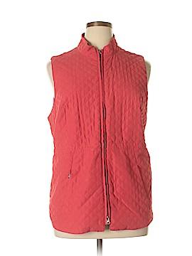 Talbots Vest Size 1X (Plus)