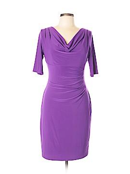 Lauren by Ralph Lauren Casual Dress Size 10 (Petite)