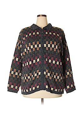 DressBarn Fleece Size 3X (Plus)