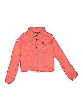 U.S. Polo Assn. Denim Jacket Size 8