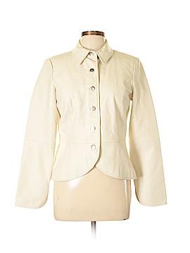 Shape FX Leather Jacket Size M