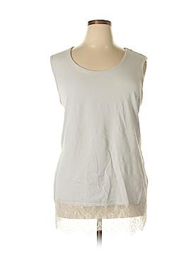 Soft Surroundings Sleeveless Top Size 3X (Plus)